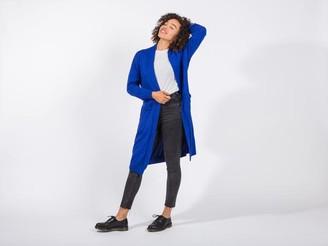N. Folkdays - Eva Cardigan Blue 140 - M