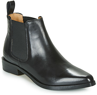 Melvin & Hamilton Melvin Hamilton MARLIN women's Mid Boots in Black