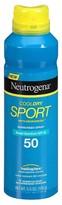 Neutrogena CoolDry Sport Sunscreen Spray - SPF 50 - 5.5oz