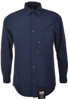 G Star Raw Stalt Shirt Blue