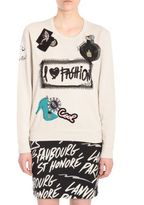 Lanvin Embroidered Sweatshirt