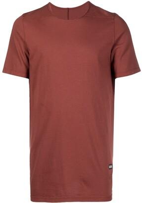 Rick Owens long cotton T-shirt