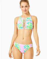 Lilly Pulitzer Adderlay Bikini Halter Top