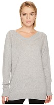 Belstaff Skylar 100% Cashmere V-Neck Sweater Women's Sweater