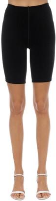 Velvet Sock'S By Simone Wild Techno Velvet Cycle Shorts