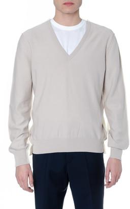 Maison Margiela Cotton-cashmere Blend Sweater