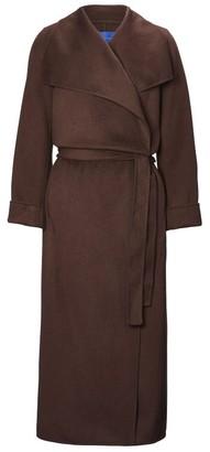 Winser London Lauren Wrap Coat