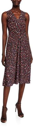 Nic+Zoe Petite Classic Mover Shaker Sleeveless Dress
