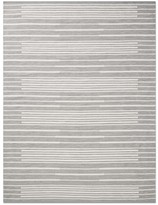 Williams-Sonoma Perennials Piano Stripe Indoor/Outdoor Rug, Flax