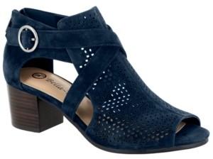 Bella Vita Delaney Block Heel Sandals Women's Shoes