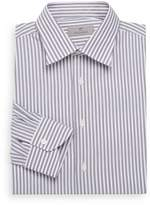 Canali Modern-Fit Striped Dress Shirt