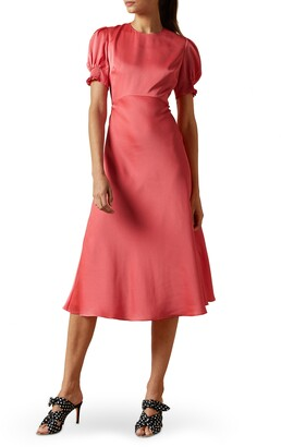 Ted Baker Blaer Bias Midi Dress