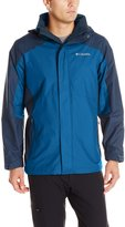 Columbia Men's Eager Air Interchange 3-in-1 Jacket, Collegiate Navy/Mar