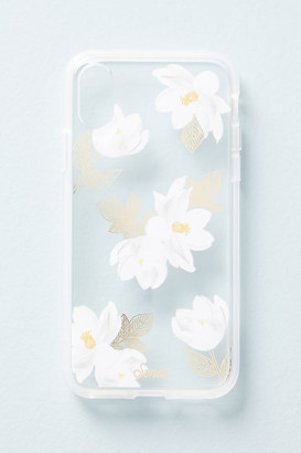 Sonix Oleander iPhone X Case By in White Size XL