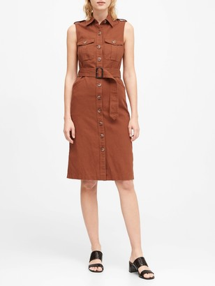 Banana Republic Petite Heritage Bahia Dress