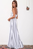 Flynn Skye Malia Maxi Dress in Blooming Blue