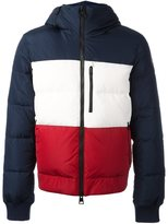 Rossignol colour block padded jacket - men - Feather Down/Nylon - M