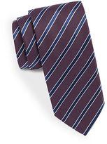 HUGO Narrow Striped Silk Tie