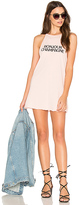 The Laundry Room Bonjour Champagne Tank Dress