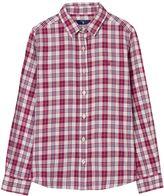 Gant Check Flannel Shirt