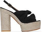 Castaner Abbey canvas platform sandals