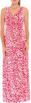 Olian Women's 'Miranda' Maternity Maxi Dress