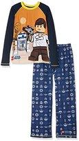 Lego Character Boys Star Wars Pyjamas Han Solo Age 9 to 10 Years