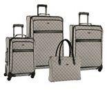 Travel Gear Orion 4-Piece Luggage Set