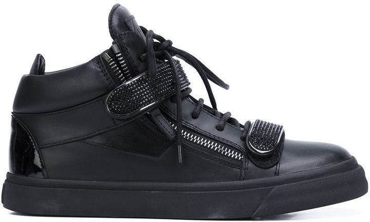 Giuseppe Zanotti Design 'Coby' mid-top sneakers