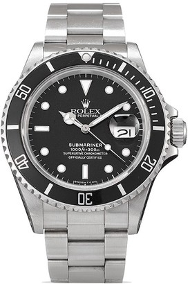 Rolex 1987 pre-owned Submariner 40mm
