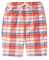 Crazy 8 Plaid Shorts