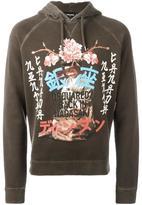 DSQUARED2 'Back in Nagasaki' hoodie