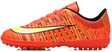 MYMNYS Boy's Athletic Light Weight Lace Up Indoor Sport Cleats Football Shoes (Little Kid/Big Kid) (13M, )