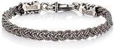 Emanuele Bicocchi Men's Braided Bracelet