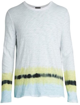 ATM Anthony Thomas Melillo Placement Tie-Dye Sweater