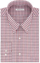 Van Heusen Men's Classic/Regular Fit Check Dress Shirt