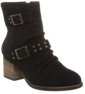 BearPaw Amethyst Buckle Boot
