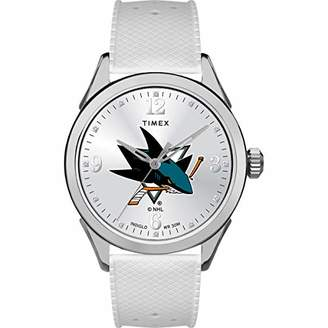 Athena Timex Women's TWZHSHAWB NHL Tribute Collection Watch