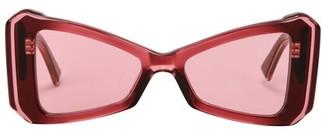 MAISON KITSUNÉ Khromis sunglasses