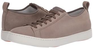 Santoni Inhabit Sneaker (Beige Suede) Men's Shoes