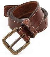 Trafalgar Men's 'Connor' Leather Belt