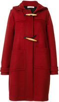 Marni classic duffle coat - women - Viscose/Virgin Wool - 40