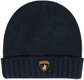 Yours Clothing SANTA MONICA Navy Beanie Hat