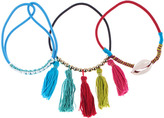 City Beach Karyn In La Tassel Hair Tie Pack