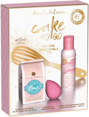 BEAUTY BAKERIE Cake To Go-Baking Essential Kit Oat