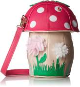 Betsey Johnson Shroomin' Crossbody