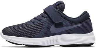 Nike Revolution 4 Childrens Trainer - Navy/Grey