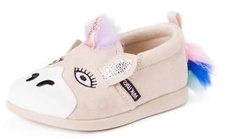 Muk Luks Girl's Luna The Unicorn Shoes Sneaker