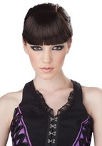 California Costumes Women's Clip-On Bangs