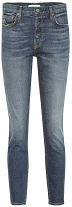 GRLFRND Yasmin mid-rise skinny jeans